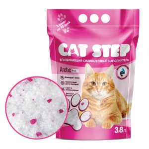 CAT STEP Arctic Pink
