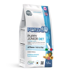 Forza10 Puppy Junior Diet al Pesce / rich in Fish
