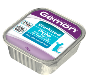 GEMON Pate Sterilized with Tuna