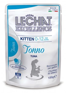 LECHAT Chunkies with Tuna Kitten