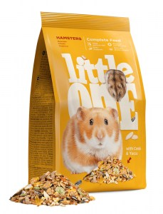 Little One hamster food