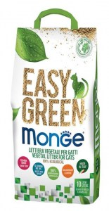 MONGE EASY GREEN Cat Ltter