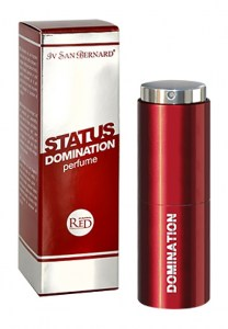 STATUS DOMINATION Profumo